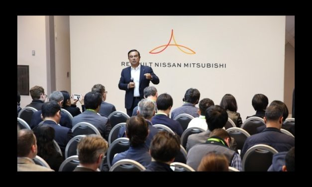 Novo fundo de investimento da Renault-Nissan-Mitsubishi