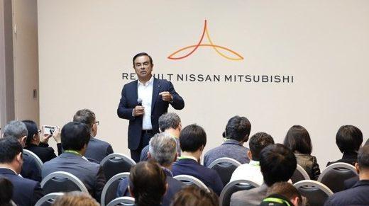 Renault-Nissan-Mitsubishi no topo da indústria