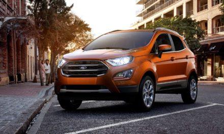 Ford lança EcoSport nos Estados Unidos