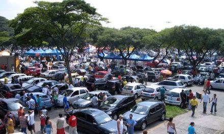 Venda de veículos usados supera 14,5 milhões de unidades