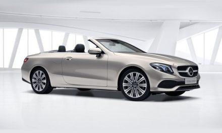 Mercedes já vende o E 300 Cabriolet