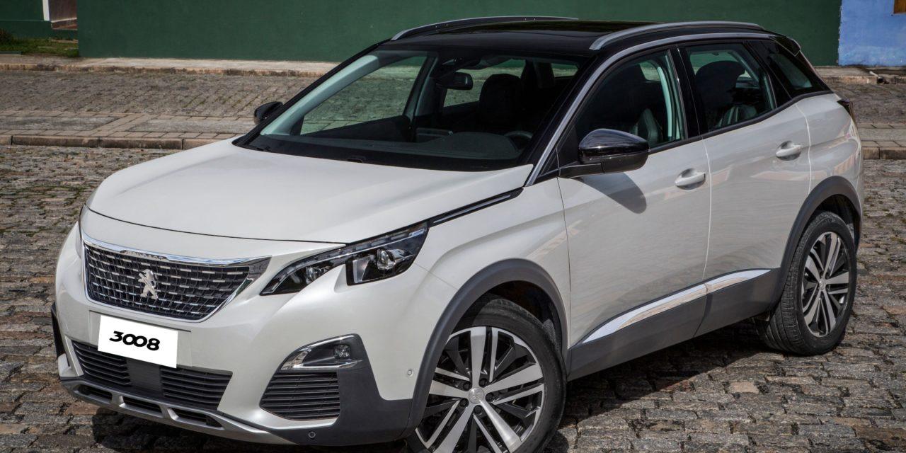 Peugeot 3008 ganha nova versão de topo