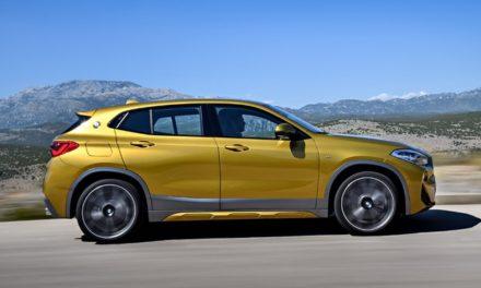 X2  é destaque da BMW em Detroit