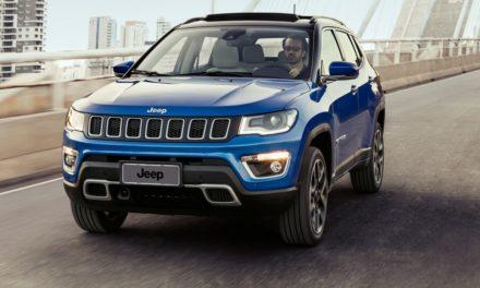 Jeep se aproxima da Honda