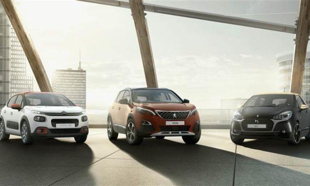 Grupo PSA registra recorde de vendas no primeiro trimestre