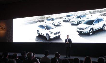 Feira de tecnologia CES, mas também salão do automóvel