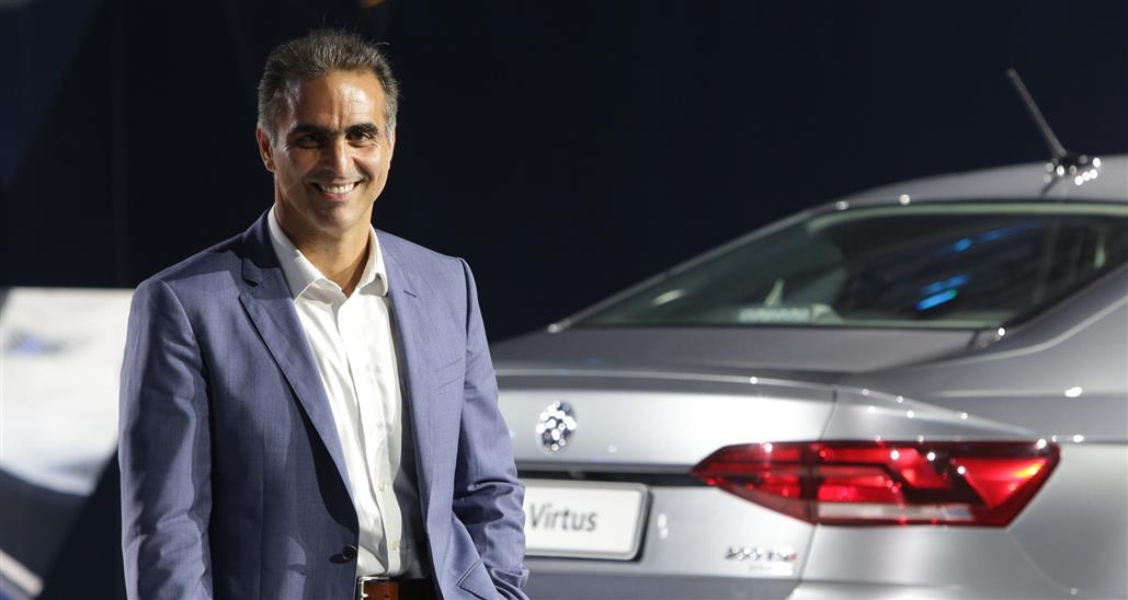 """Di Si: """"A nova Volkswagen já começou""""."""