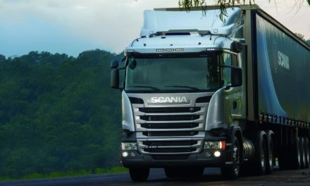 Scania R440 passeou em 2017