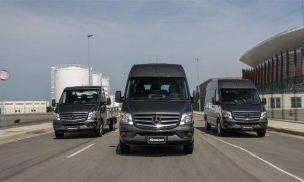 Mercedes-Benz projeta crescer 15% em utilitários
