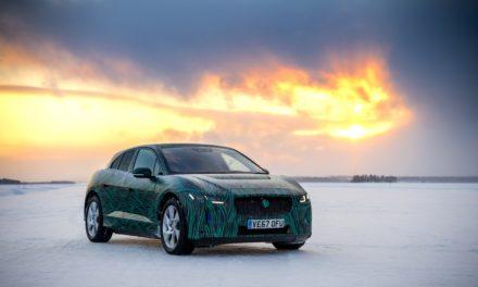 Jaguar I-Pace será lançado em março