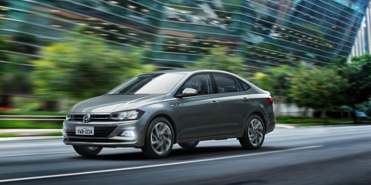 Volkswagen Virtus chega em fevereiro