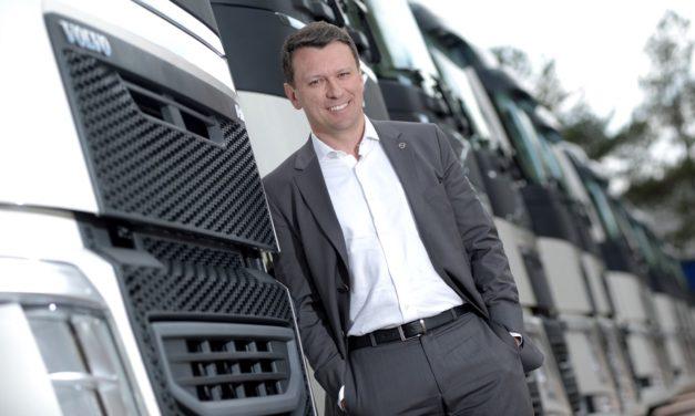 Volvo projeta alta de 30% nas vendas de caminhões