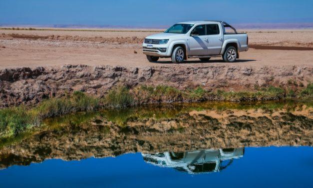 Volkswagen amplia a linha Amarok com mais potência