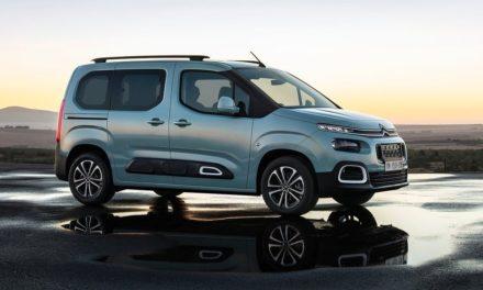 PSA tem nova geração dos Peugeot Partner e Citroën Berlingo