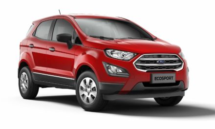 Ford EcoSport tem versão PCD