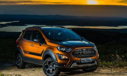 Ford amplia linha do EcoSport com 4×4