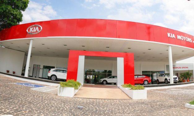 Kia oferece higienização gratuita de veículos