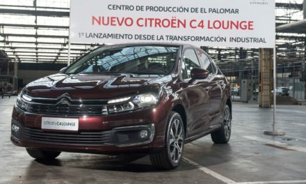 PSA já produz Novo Citroën C4 Lounge