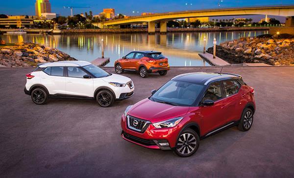 Nissan expande vendas de SUVs e crossovers em 12%