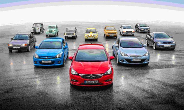 Carros da Opel voltarão ao Brasil