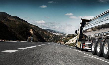 Mercado de caminhões cresce 55% em janeiro