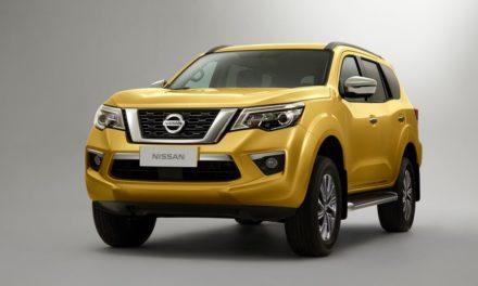 Terra é o novo SUV da Nissan