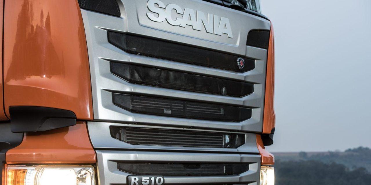 Scania começa o ano com grandes negócios