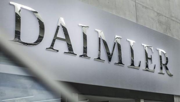 Vendas do Grupo Daimler recuam 17% no primeiro trimestre