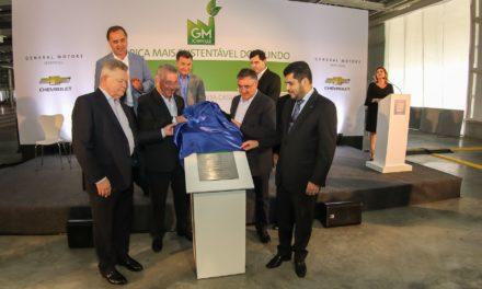 GM aumenta capacidade de motores em Joinville