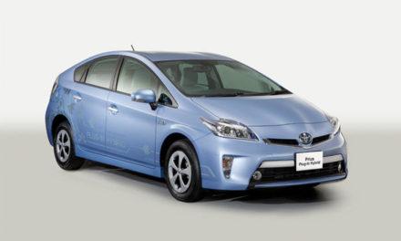 Toyota amplia em 8% as vendas de elétricos-híbridos