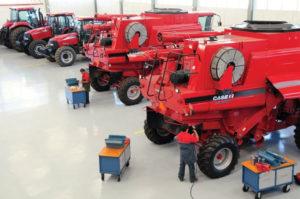 Case IH lança planos de manutenção para máquinas agrícolas