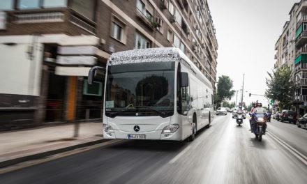 Vendas globais de ônibus da Daimler crescem 10%