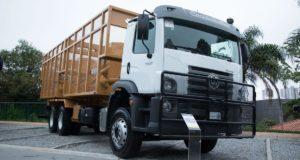 Volkswagen Caminhões introduz nova caixa de transmissão de dez marchas no Constellation 31.330 Canavieiro