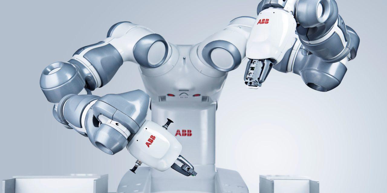 FCA inova em Betim com uso de robôs colaborativos