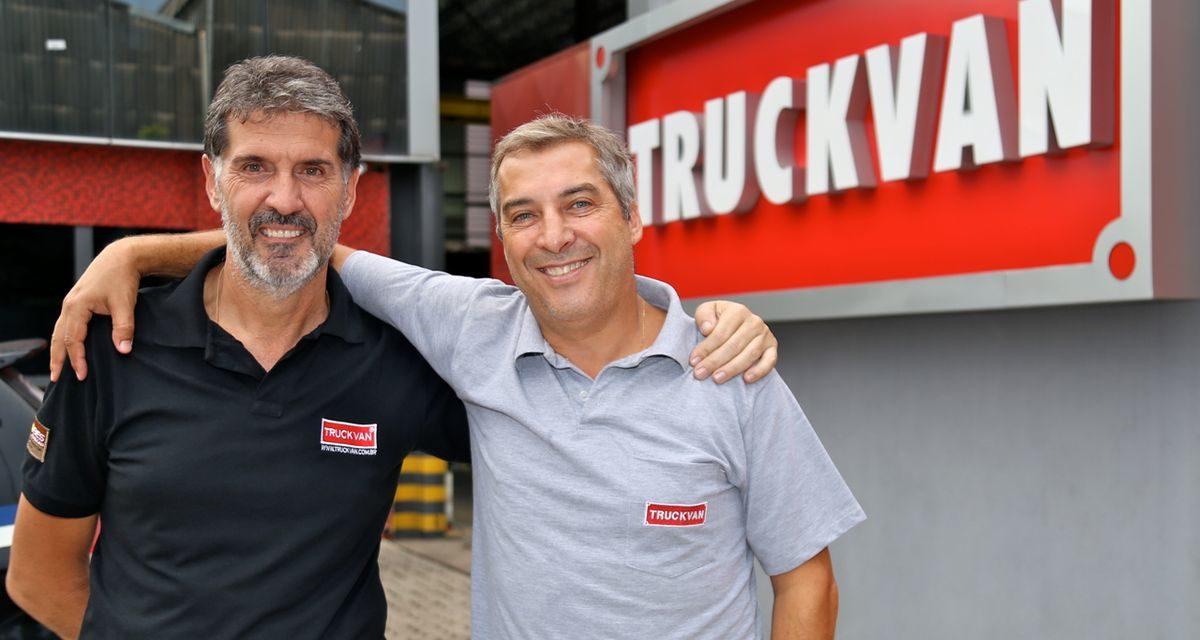 Truckvan unifica suas fábricas