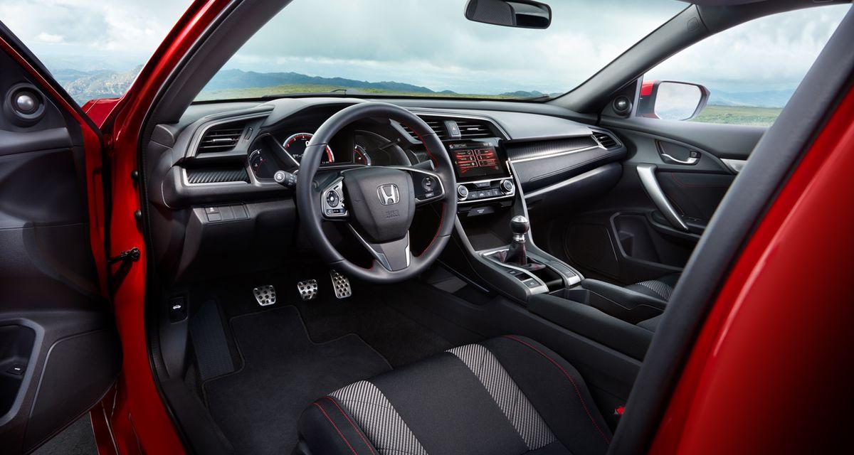 Nova geração do Honda Civic S1