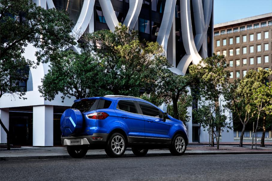 Ford começa a produzir o novo EcoSport no Vietnã