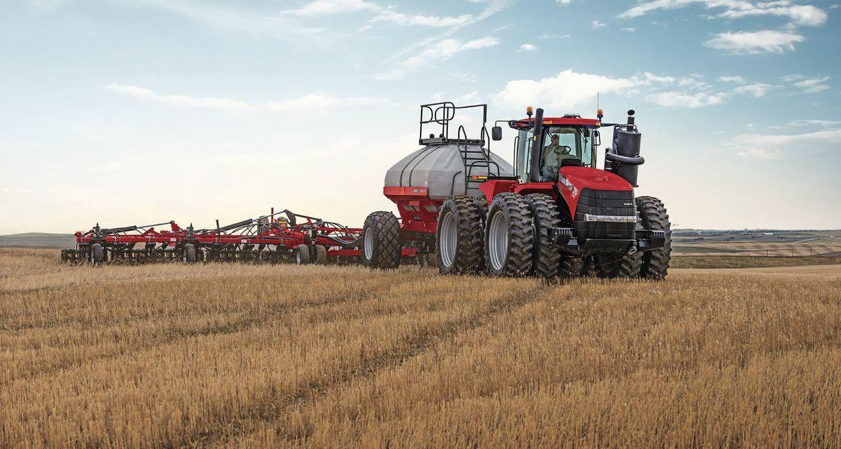 Venda de máquinas agrícolas e rodoviárias cresce 23,5% no ano
