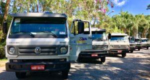 AutoService Logística, do Grupo Sada, amplia a frota com sete unidades de caminhões Delivery