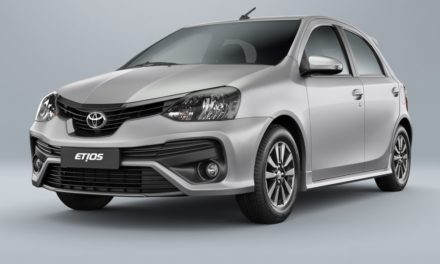 Toyota Etios lidera vendas na Argentina
