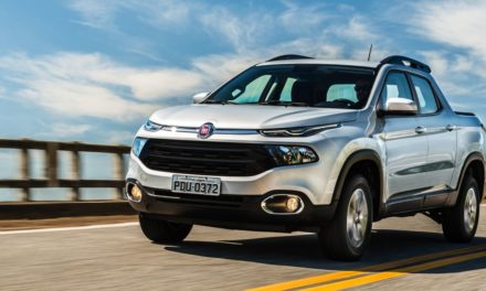 Fiat Toro ganha duas novas versões