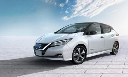 Nissan confirma venda do Leaf no Brasil em 2019