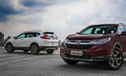 Honda traz nova geração do CR-V