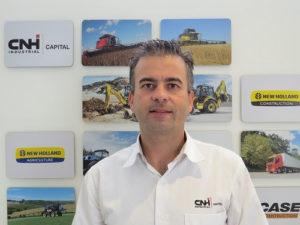 Herberson Góes é o novo responsável por serviços financeiros da CNH Industrial