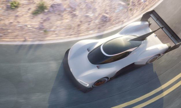 VW revela nome do esportivo da família elétrica I.D.