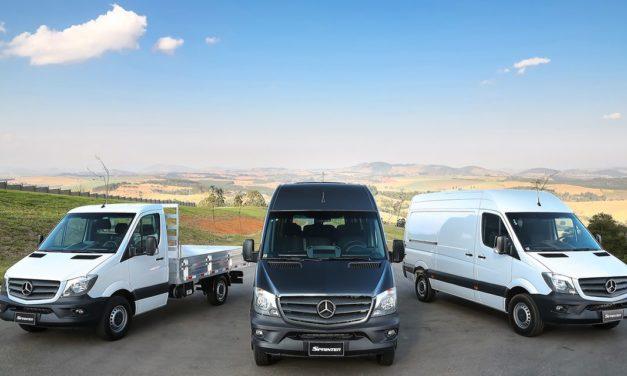 Mercedes-Benz lança contratos de manutenção para Sprinter e Vito