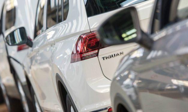Grupo Volkswagen bate recorde de vendas
