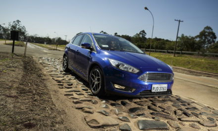 Ford Focus sairá de linha em 2019