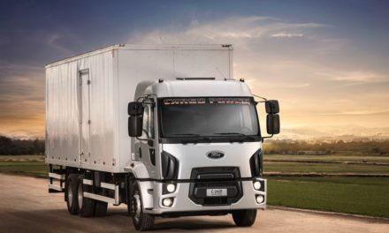 Ford Caminhões lança linha Cargo Power
