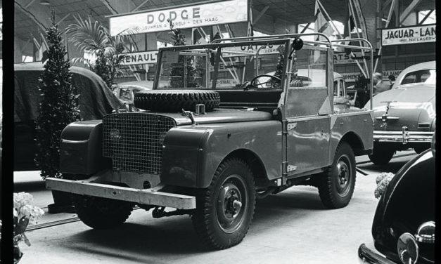 Há exatos 70 anos, o primeiro Land Rover 4×4